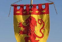 깃발 디자인