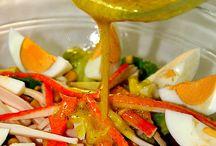 Salsa para ensaladas