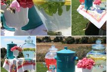 party ideas / by Cherie Circe