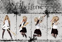 Avril Lavigne <3 / by Tommy Wolf