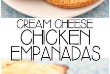 Chicken Empananas