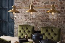 Lighting / We hope you love our hand picked collection of Table Lamps, Floor Lamps and Pendant Lights. From classic chic to uber contemporary and all of the very highest quality of design and construction.
