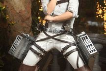 SnK Cosplay