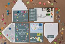 Invites! / by Jackie Sherman