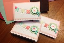 Stampin' Up! - SAB & Occasions 2014 / Cards and projects using products from SAB & Occasions catalogues 2014