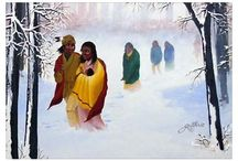 Trail of Fears / The novel I'm currently working on is about the Trail of Tears.