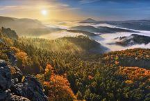 Sächsische Schweiz / Sächsische Schweiz Fotoideen
