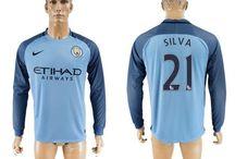 Billige David Silva trøje / Køb David Silva trøje 2016/17,Billige David Silva fodboldtrøjer,David Silva hjemmebanetrøje/udebanetrøje/3. trøje udsalg med navn.