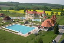 Exclusive Thermal Spa  For Sale! / We offer the following real estate to the investors for improvement or acquisition. The offered thermal bath with sodium hydrogen carbonate content thermal water is located in the West-Hungarian region, near to the Austrian - Croatian - Slovenian border.  Water surface : 1000 m2 thermal spring temperature : 50 °C. Ground area 100.000 m2 for building purpose which can be used for hotel or holiday camp construction. imnltd@gmail.com