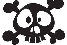 scrapbooking pirates