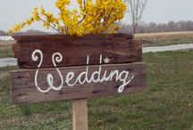 Country Wedding / by Janelle Allen