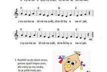 Písničky pro děti PODZIM