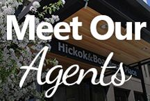 Our Agents / Meet our incredible REALTORS, read testimonials and find contact information.