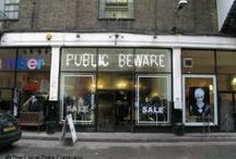 Londra - shop