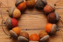 Felted Ideas for Needle Crafting / Needle felting to start-all the how's & why's / by Jane Rausch