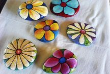 Rock Painting Idea's