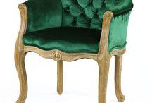 Green with Envy - Emerald Velvet!!