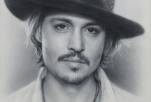 drawings of famous people
