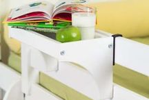 Bed shelves