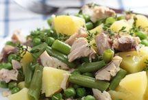 Salade printemps/été