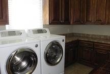 Laundry Rooms / #auburnhomesforsale #opelikahomesforsale #auburnrealtor #opelikarealtor #realtor #alabamarealestate #homestaging