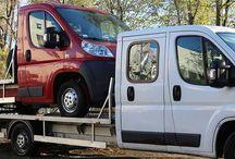 Transport / Świadczymy usługi w zakresie pomoc drogowa całodobowo przez 7 dni w tygodniu.