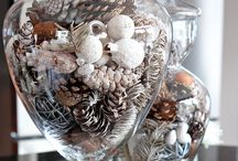 Decorating - Winter Decor Ideas for After Christmas