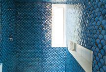 Inspirational mosaic tile installs