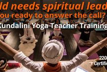 Kundalini Yoga Teacher Training / Take the Journey of Self-Discovery and Mastery!  220hr Teacher Training Certified by the worldwide Yoga Alliance for Registered Yoga Schools (RYS)