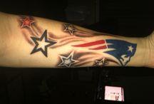 Pats tattoos