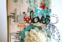 Scrapbooking  albums / by Emma Andrieux