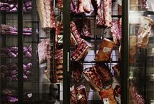 Butchery & meat aging design