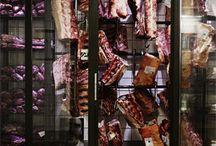 Butchery & meat aging design