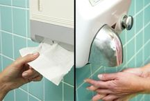 SAY NO TO PAPER TOWELS!