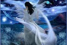 Mystical / Magic, fairies, angels, dreams.