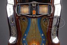 jukebox.BOITES À MUSIQUE.