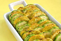 Recipes vegetable dishes
