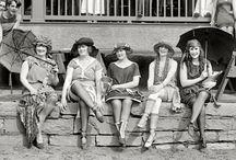 1920's Swimwear