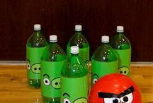 Angry Birds Brithday Party ideas