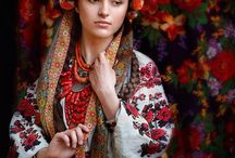Мода разных стран/Fashion of different countries