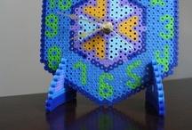 Hama Beads - Orologi