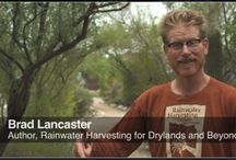 Free Water / Discover how to sustainably harvest 100,000 gallons of rainwater per year in your own back yard, by visiting Brad Lancaster in an urban desert as he reduces environmental and financial costs and produces free resources.