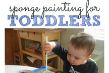 Toddler Art Projects / by Nique Crump