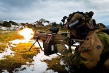 My old unit / Norwegian green berets. Special forces needs special people...
