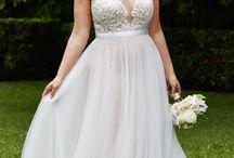 Chic Plus Size Bridal