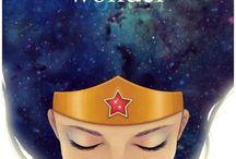 She rocks / My superheroes