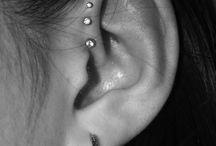 piercing #tiny#earing