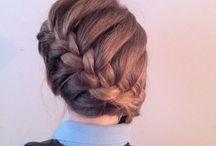 Hair / Wonderful and cute hairstyles!