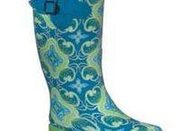 boots! / by Lynne Kalb Hunsaker