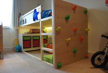 Elliott's new room
